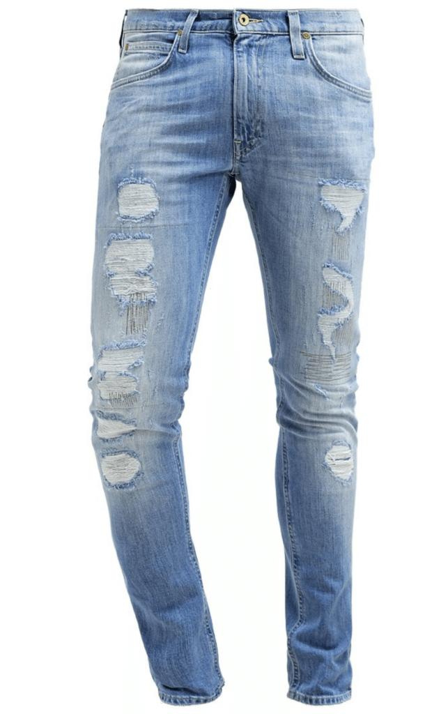 denim bukser til mænd