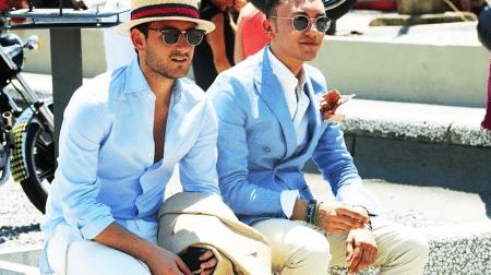 cool sommersko herrer