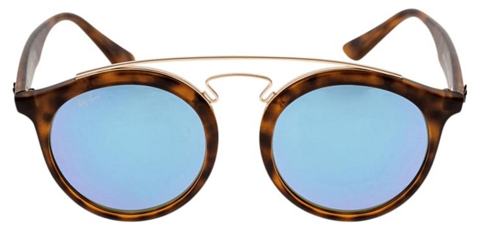 ray ban solbriller runde