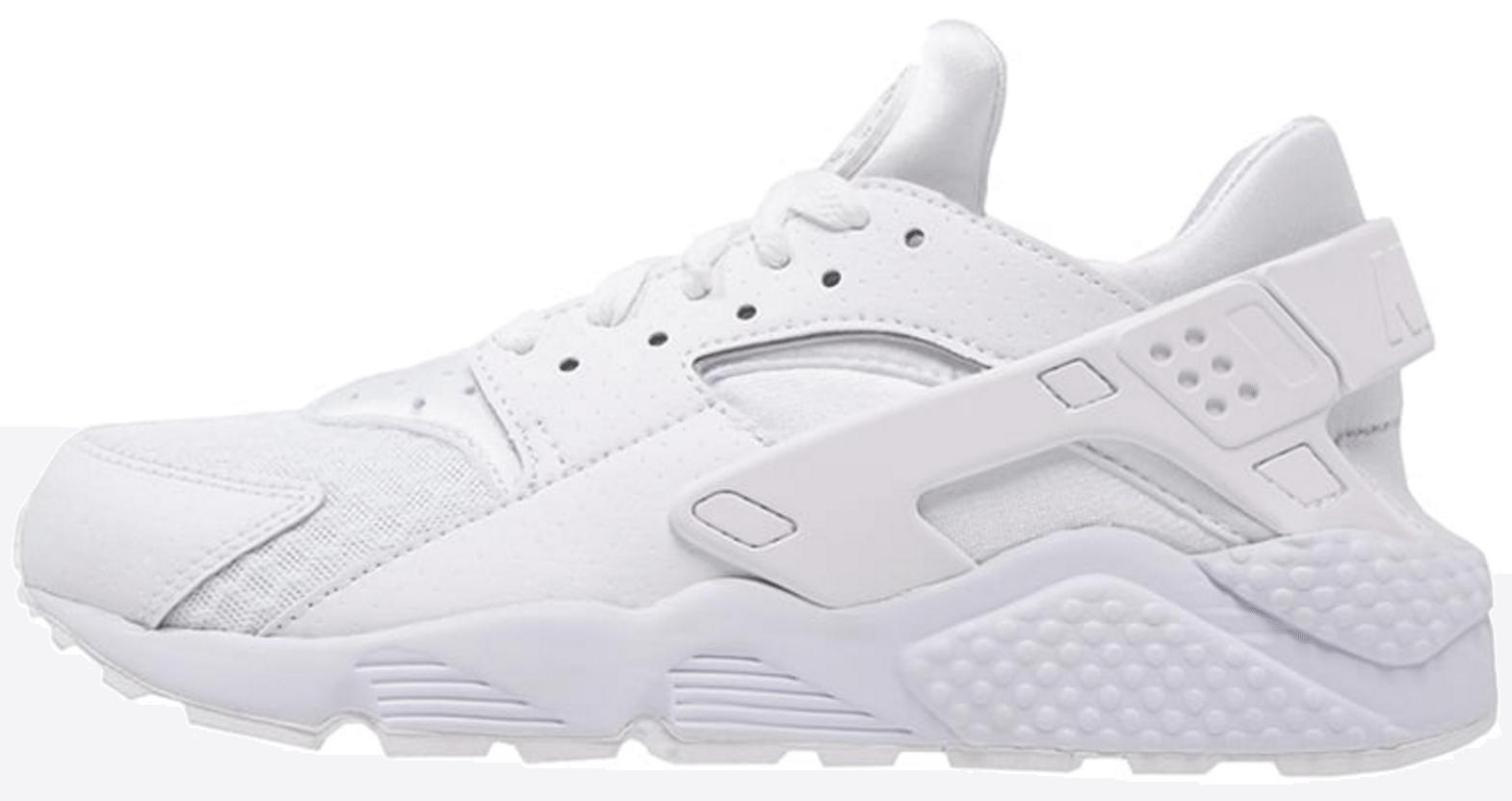 hvide nike air huarache sneakers Stay Classy