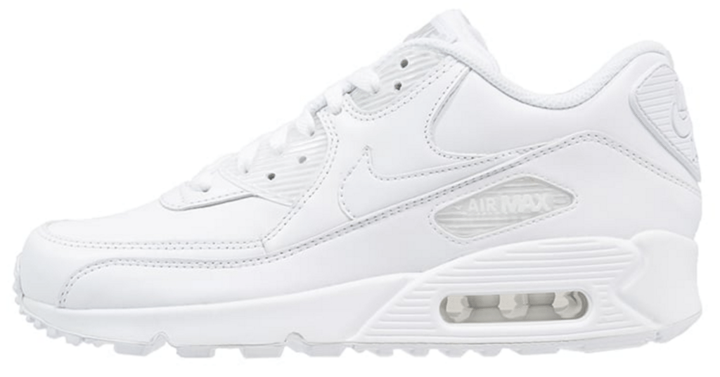 11 fede hvide Nike sneakers til mænd
