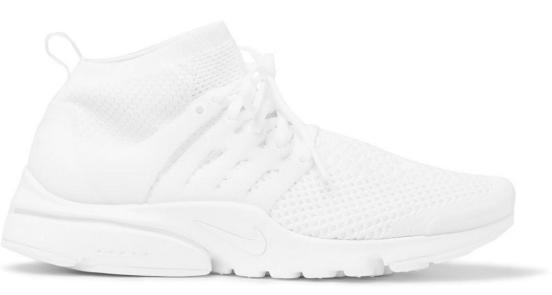 hvide nike air presto flyknit ultra sneakers Stay Classy