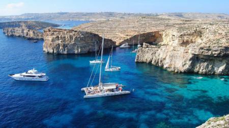 rejser malta
