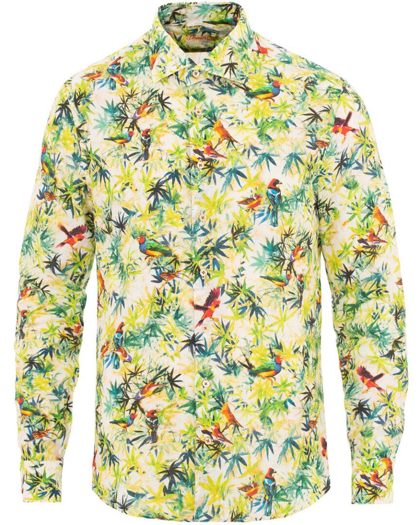 fede mønstrede skjorter til mænd