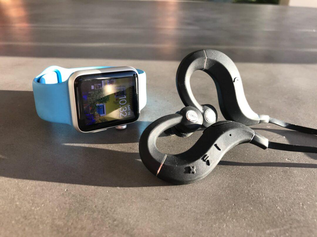 bedste trådløse in-ears til motion og fitness