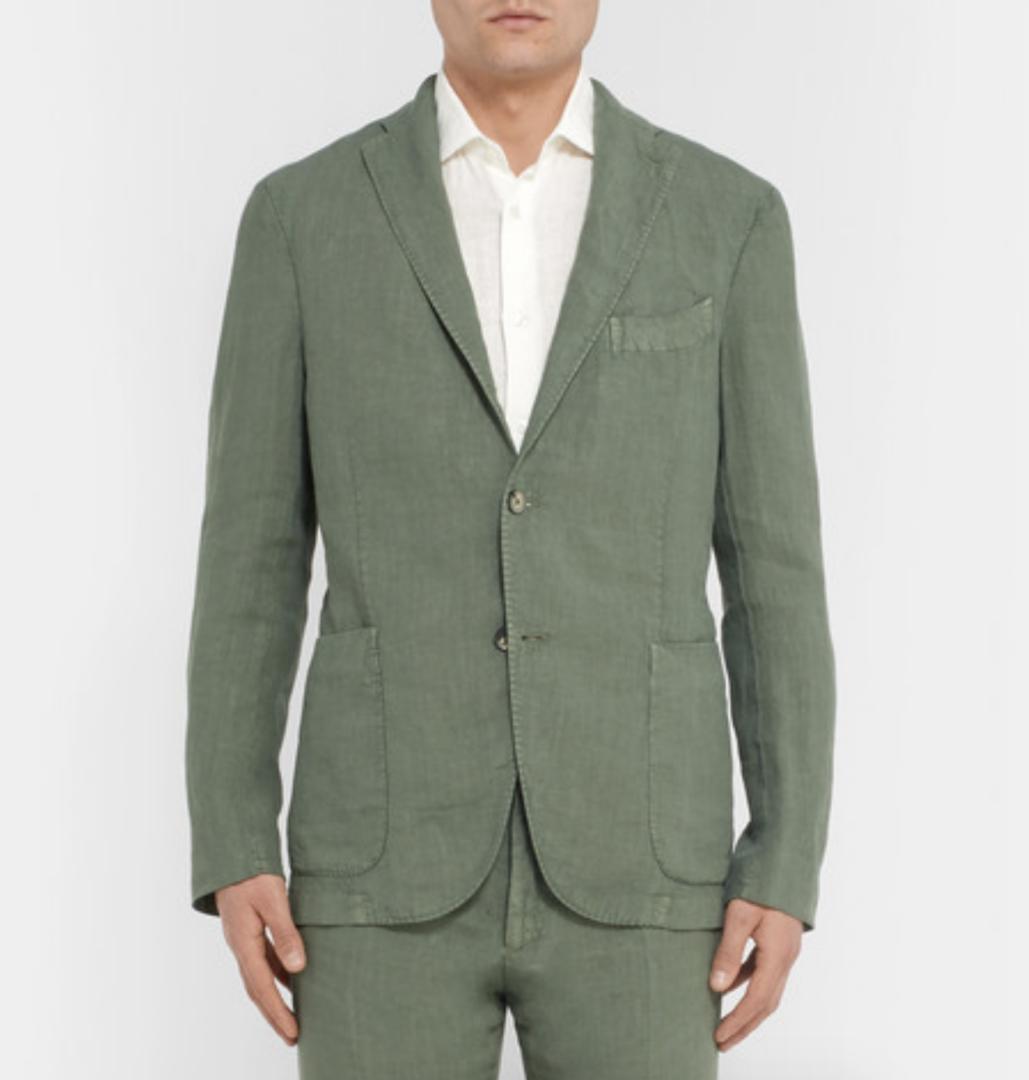 BofoliOil jakkesæt