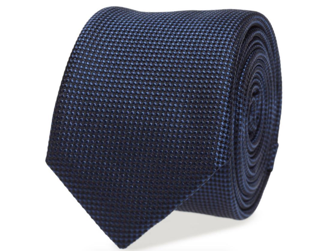 blåt slips