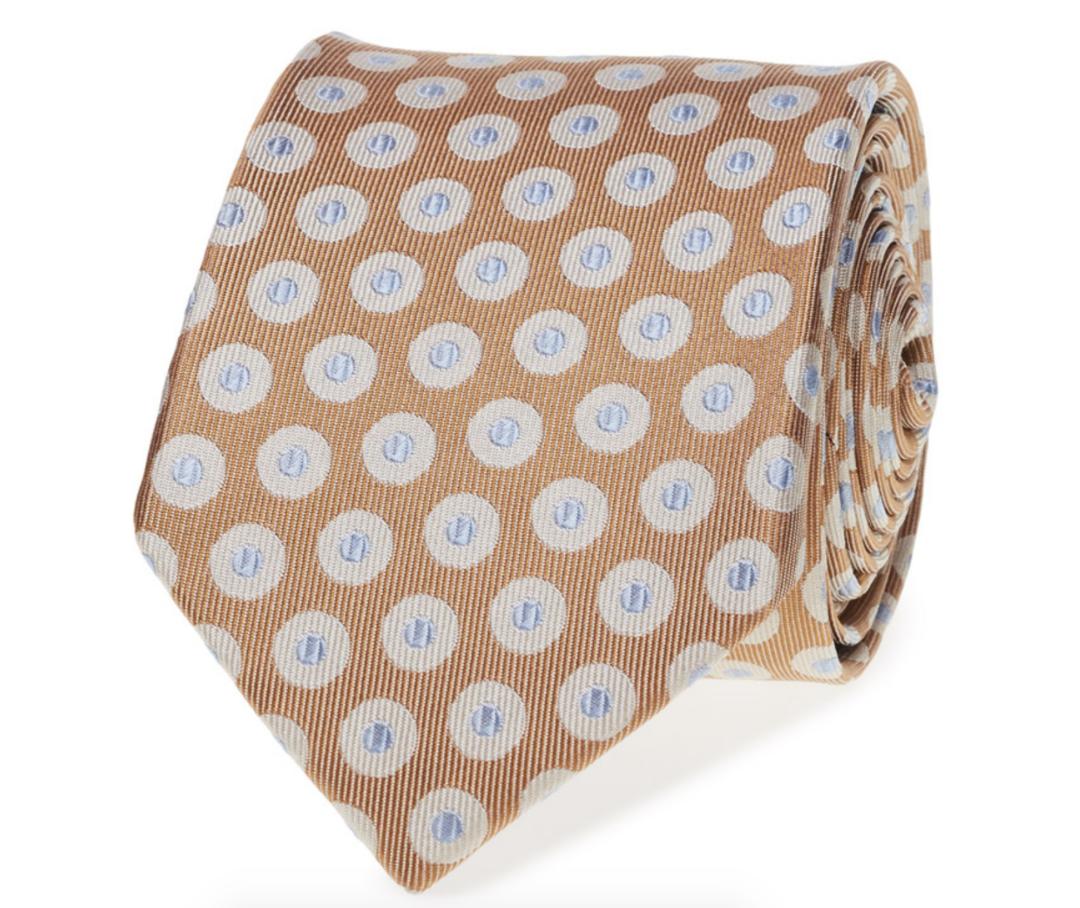 mønstrede slips
