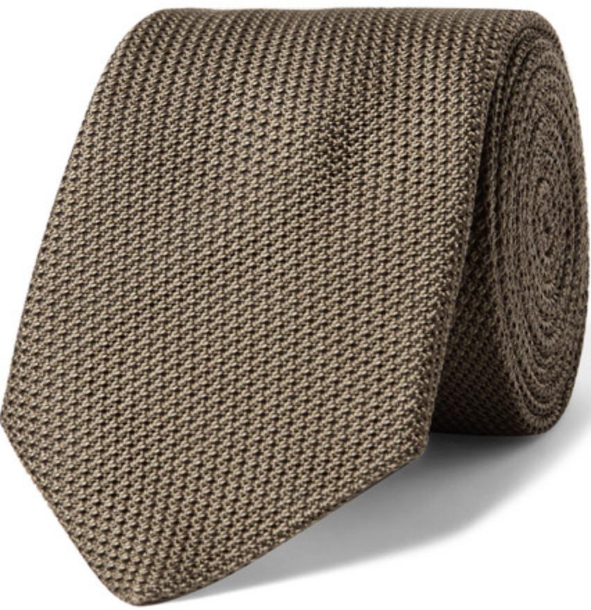 jordfarvet slips
