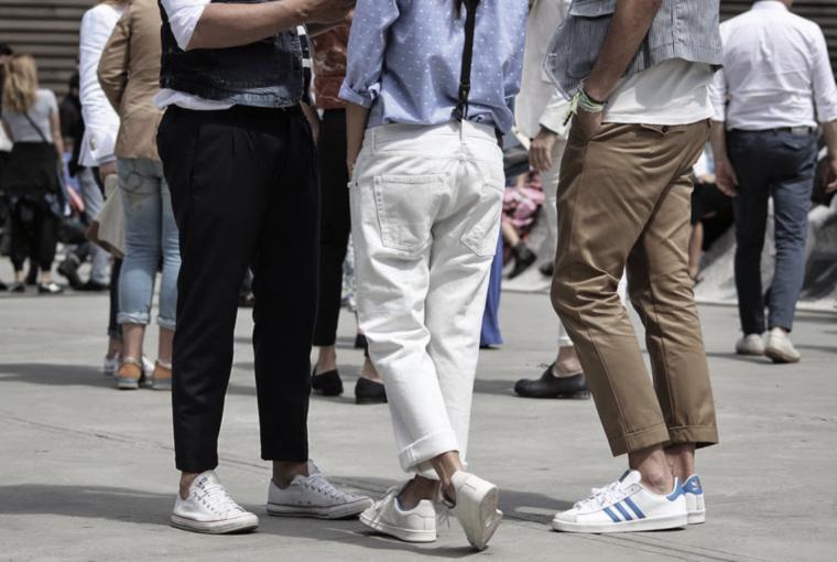 sko til mænd