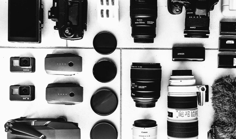 Bedste fotoudstyr til vlogging – hvad har jeg i rygsækken?