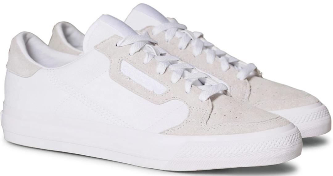 fede hvide sneakers til mænd