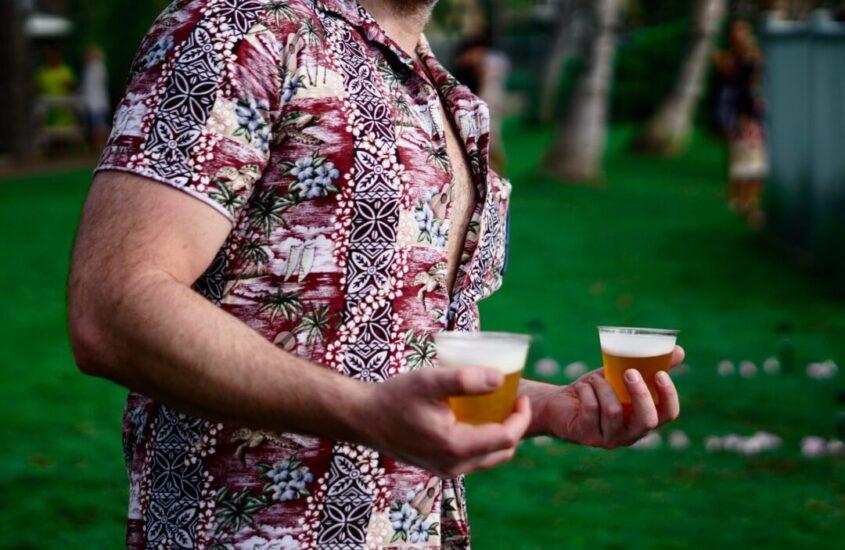 Hawaii skjorte – 40 Fede Hawaii Skjorter til Mænd