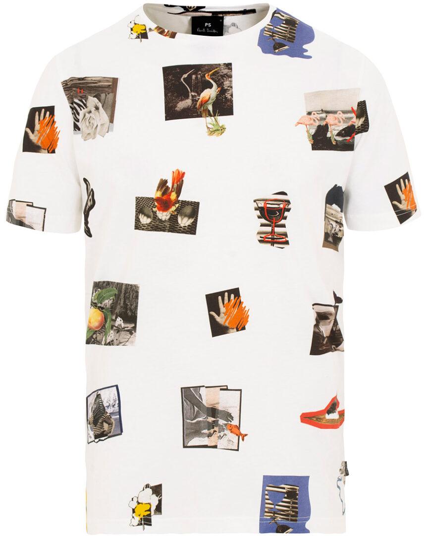 flamboyante t-shirts til mænd