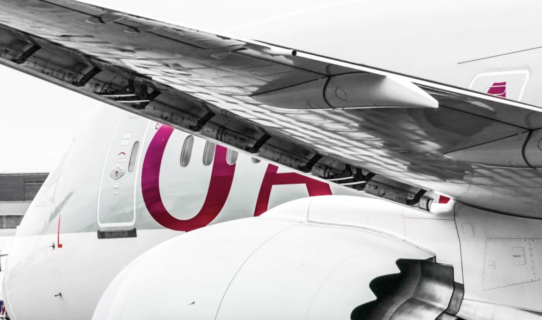 Med Qatar Airways Q-Suite Business Class til Singapore