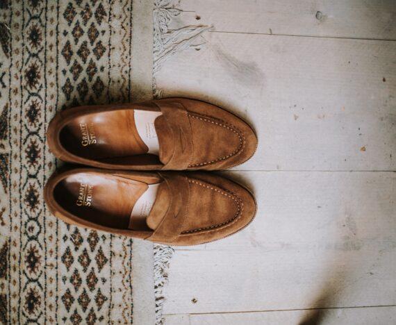 fede loafers til mænd
