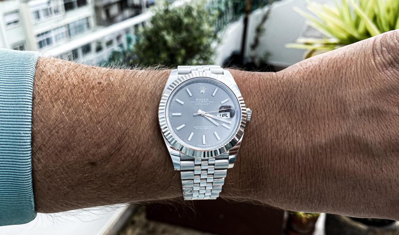 Rolex Ure til Fattigrøvs-Mænd (som ikke rigtigt har råd)